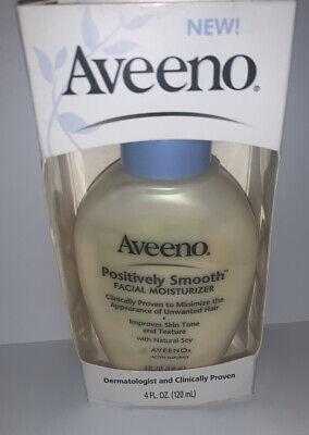 Aveeno Positively Smooth Facial Moisturizer