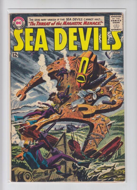 SEA DEVILS #12