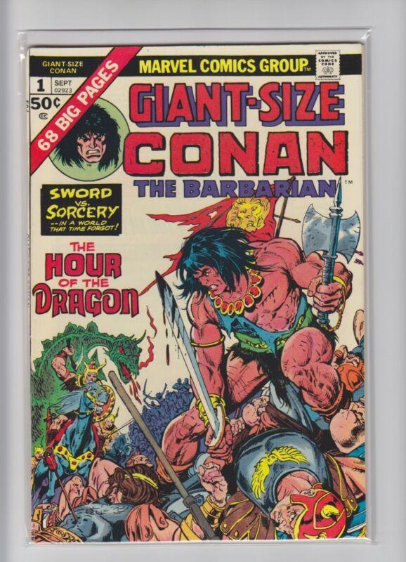 GIANT SIZE CONAN #1