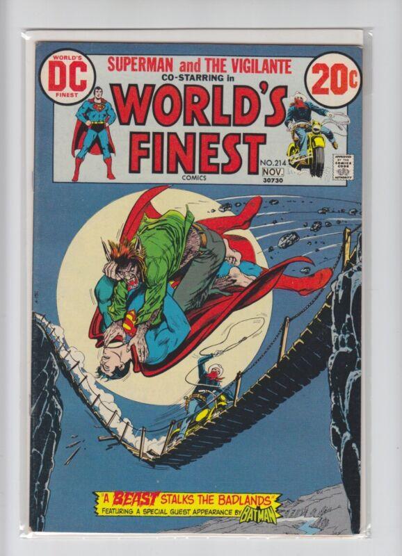 WORLDS FINEST #214