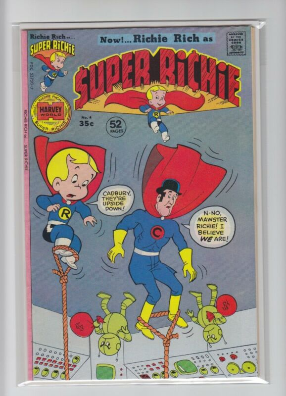 SUPER RICHIE #4
