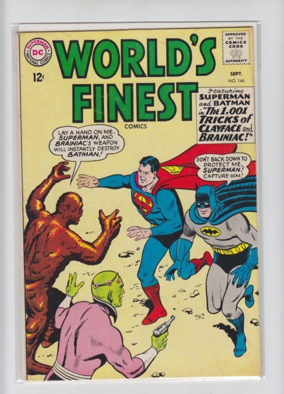 WORLDS FINEST #144