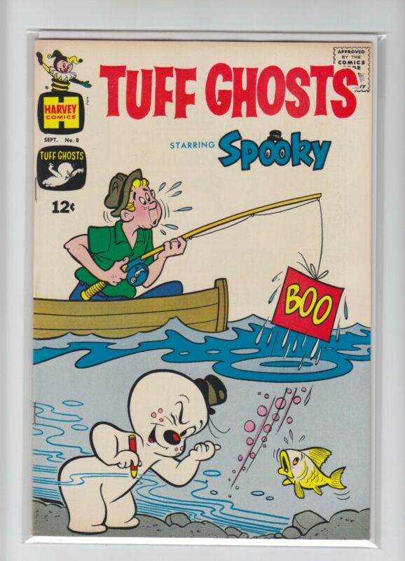 TUFF GHOSTS #8