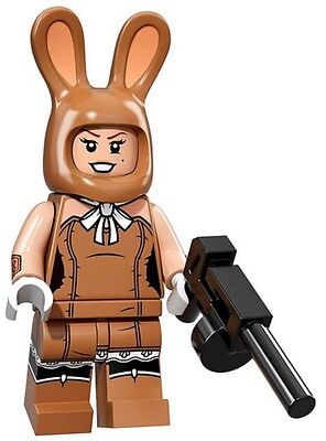LEGO MARCH HARRIET THE BATMAN MOVIE MINIFIGURES SERIES 71017 NEW PACK #17 LOW $
