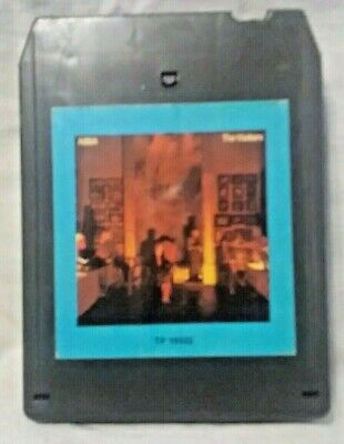 ABBA The Visitors 8 Track Tape Cartridge