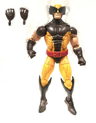 "Marvel Legends 6"" WOLVERINE Figure from Juggernaut BAF Build a Figure Wave X-Men"