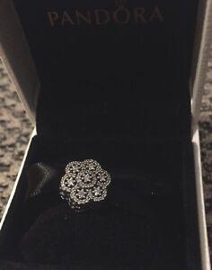 """Charm Pandora Neuf Fleur Cristallisée S925 ALE - France - État : Occasion : Objet ayant été porté. Consulter la description du vendeur pour avoir plus de détails sur les éventuelles imperfections. Commentaires du vendeur : """"Comme neuf"""" - France"""