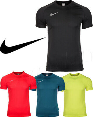 Nike Academy 19 Men's T-Shirt Training Top Dri-Fit Sport Football Gym Running