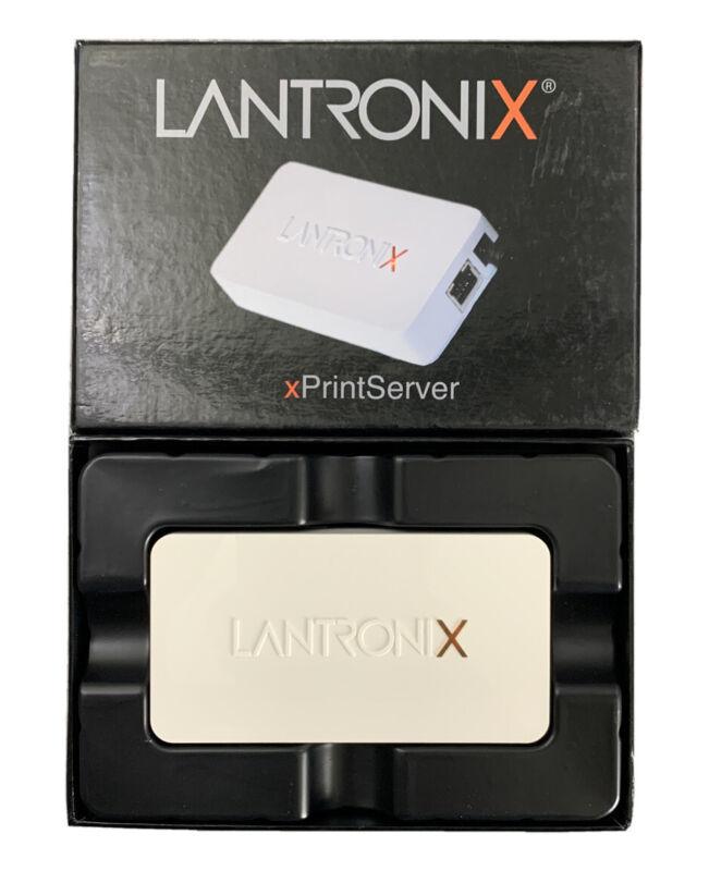 Lantronix xprintserver 310-674-R Rev. B