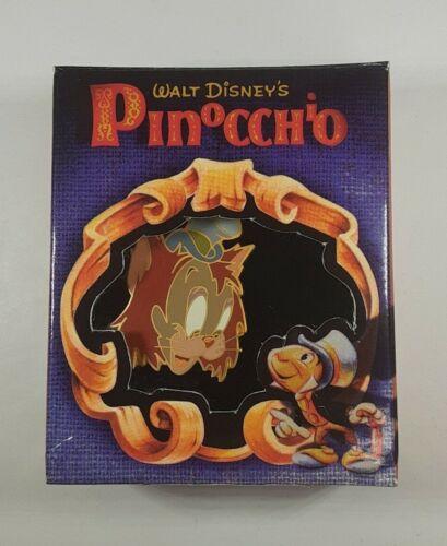 Disney Gallery Pinocchio Box Series Gideon Cat Pin LE1940