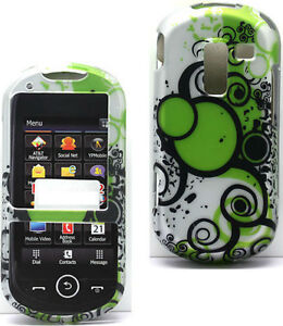 Any Rubber/Glossy/Rhinestone Hard Case For Samsung Profile SCH-R580 Slider Phone