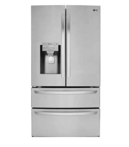 LG LMXS28626S 28 cu.ft. 4-Door French Door Refrigerator - St