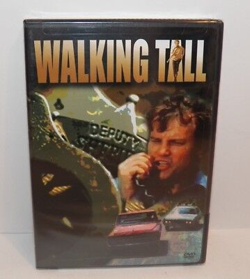 1975/2003 WALKING TALL DVD – Joe Don Baker – BRAND NEW & SEALED!!!