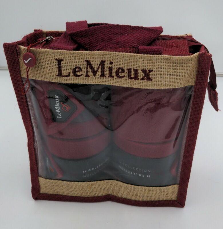 LeMieux Luxury Fleece Polo Wraps