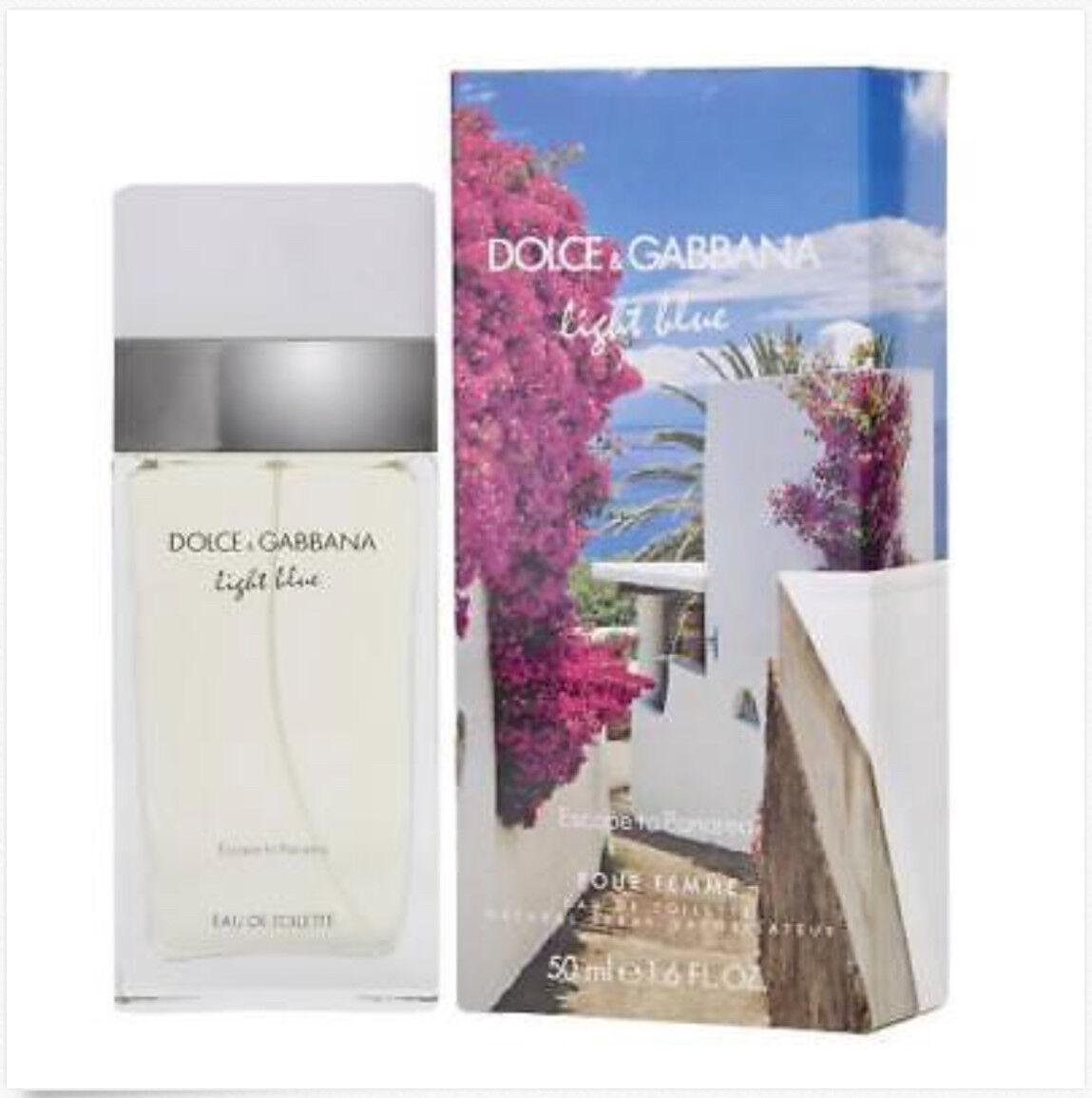 Dolce and Gabbana Light Blue Escape to Panarea Eau De Toilet