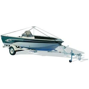 Deluxe Boat Mooring/Trailer Cover Support System Kit for Winterization & Storage