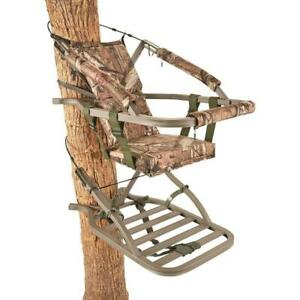 Summit Treestands Goliath SD Climbing Stand - SU81119