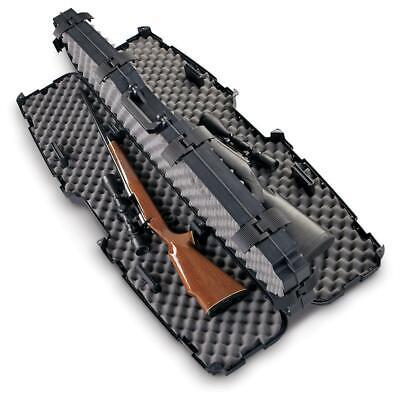 PLANO DOUBLE GUN CASE PILLARED