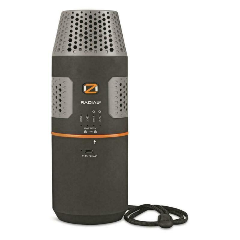 ScentLok OZ Radial EZ Portable Ozone Generator Deordorizer w/ Charger Power Bank