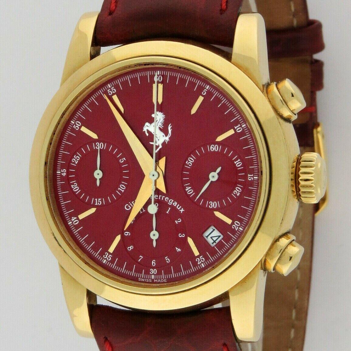 Girard-Perregaux Ferarri Chronograph 18 KG - watch picture 1