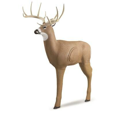 2019 New Rinehart JIMMY BIG TINE Buck Deer REALISTIC Archery Hunting Target BLEM