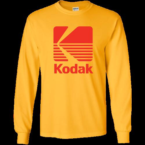 Kodak Film, Camera, Photography, Photographer, Retro Logo, L