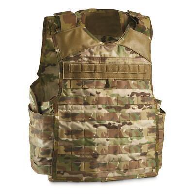 Blackhawk Carrier Vest U.S Military Surplus Army Issue MOLLE Adjustable -