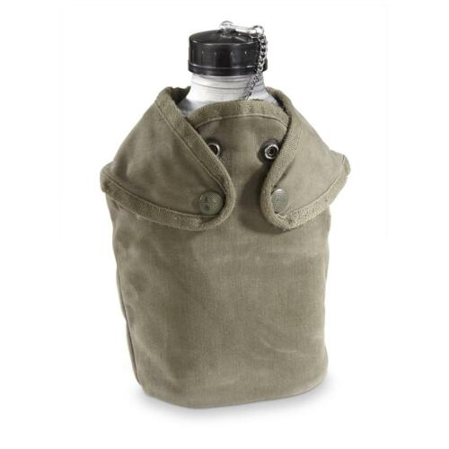 French Military Surplus Canteen with Cover
