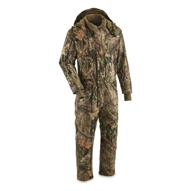 New Guide Gear Mens Guide Dry Waterproof Insulated Hunting Coveralls