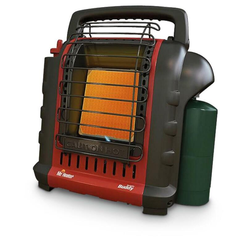 New Mr Heater Buddy Portable Propane Heater, 9,000 BTU