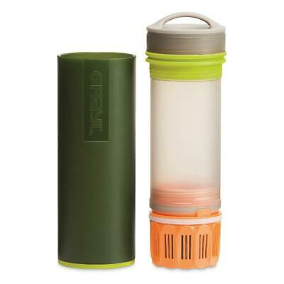 16 Oz. GRAYL Ultralight Outdoor Camping Survival Wilderness Water Purifier 3 Col
