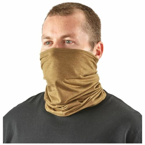 Military Iussed Neck Gaiter-NEW with Tags