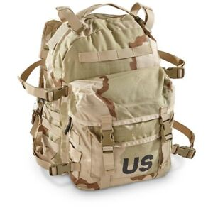 US Military 3 day assault pack.