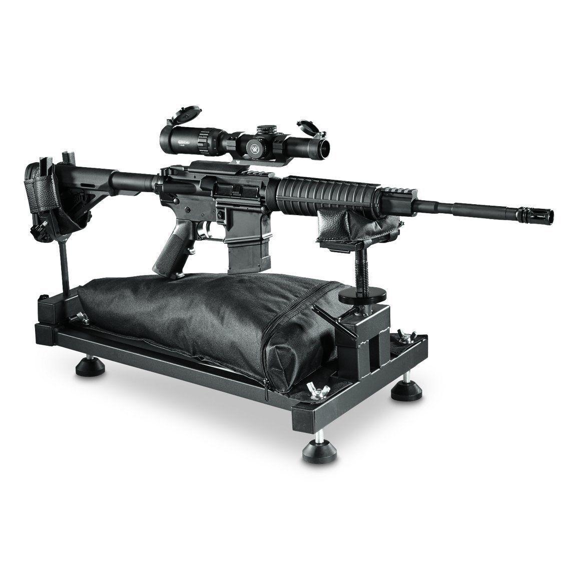 recoil reducer shooting rest gun