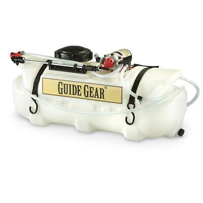 New Atv Broadcast And Spot Sprayer 16 Gallon 2.2 Gpm 12 Volt 70 Psi