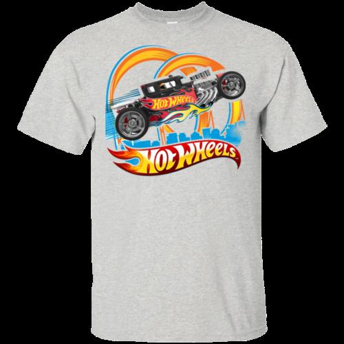 Car Hot Wheels² Moto Toys T-Shirt 2019 MEN-WOMEN Black S-5X