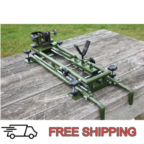 Precision Rifle Shooting and Sighting Bench Rest Dual Damper - NOT FOR BEGINNERS