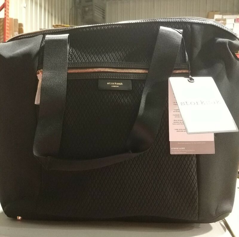 Storksak stevie luxe scuba changing bag(I)