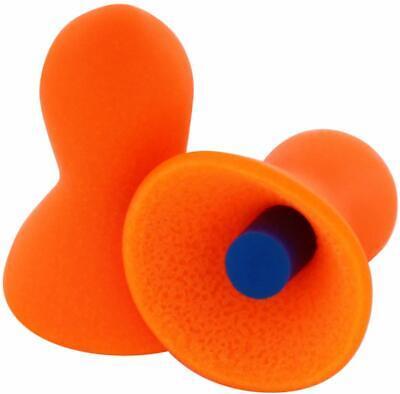Howard Leight 10 Pair Pack Earplugs Qd1 Quiet Reusable Nrr 26 Sleep Work Hearing