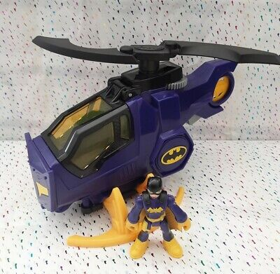 IMAGINEXT BAT GIRL AND HELICOPTER