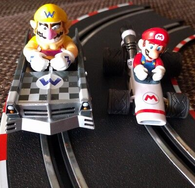 CARRERA GO Mario kart MARIO AND WARIO CARS