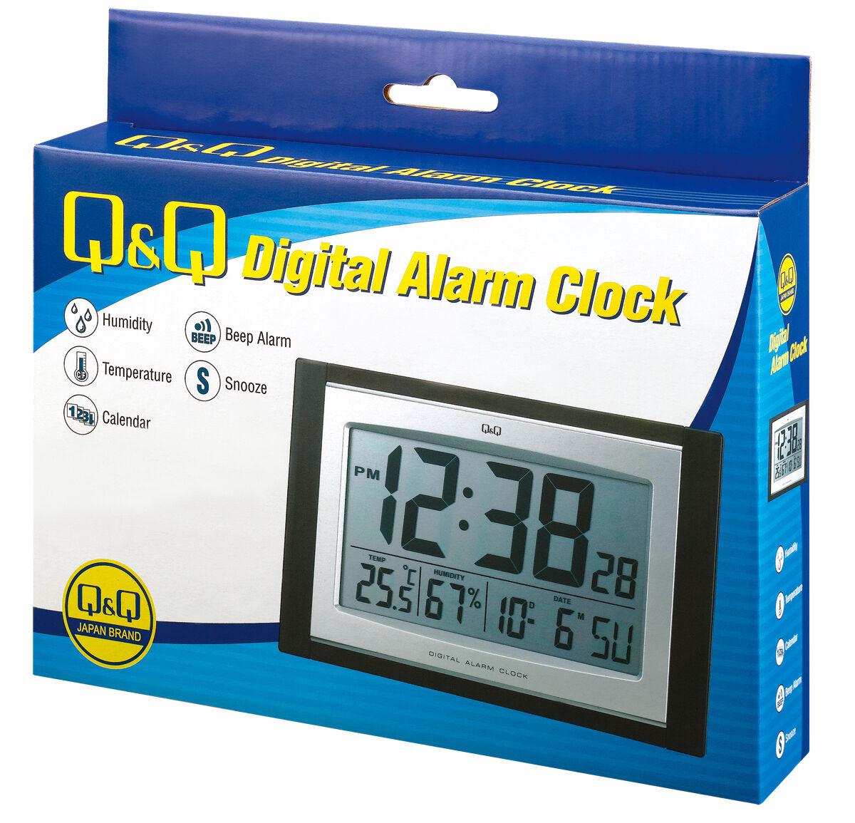 aussie seler citizen made alarm wall clock snooze