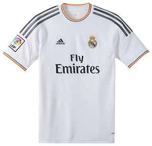 adidas Real Madrid Trikot 2013/2014 herren weiß - <span itemprop=availableAtOrFrom>Kufstein, Österreich</span> - adidas Real Madrid Trikot 2013/2014 herren weiß - Kufstein, Österreich