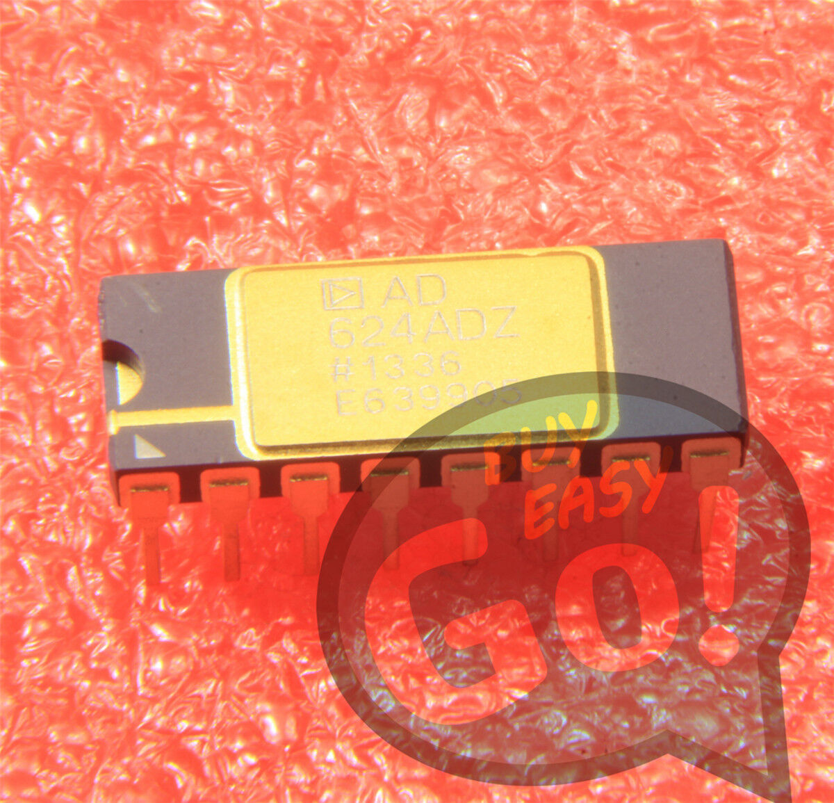 New MPN:AD624AD Manufacturer:AD Encapsulation:DIP-16