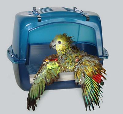 Badehaus: Der Badespaß für Papageien und Großsittiche! Qualitätsverarbeitung +++