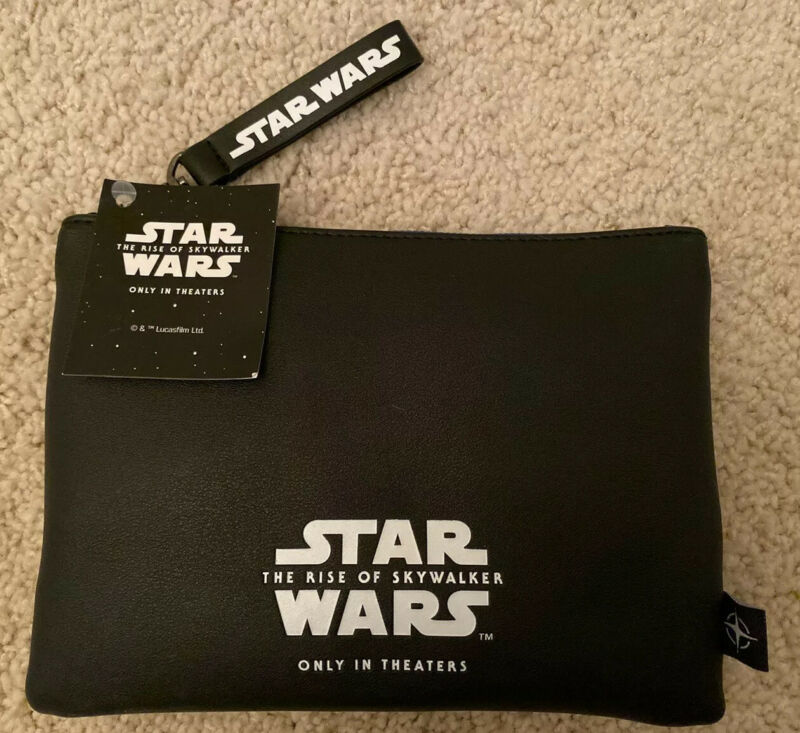 United Airlines Star Wars First Class Polaris Amenity Kit - SEALED