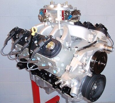 CHEVY 6.0L 366 LQ4 LS2 LS6 / 417 HORSE COMPLETE CRATE ENGINE /PRO-BUILT/ 370 NEW