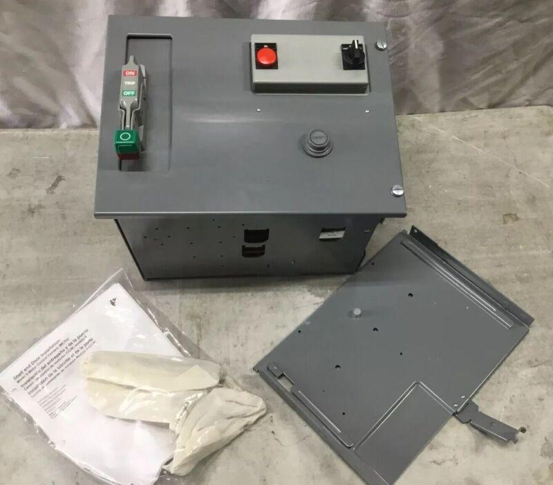 NEW Square D S1E1B05A Motor Control Center MCC NEMA 1; 1HP 480V 3PH, 30A Breaker