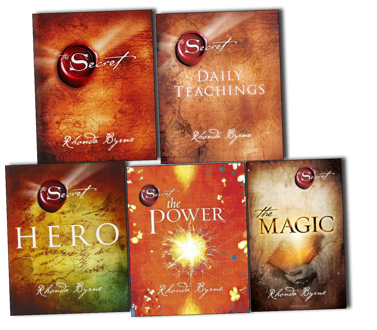 The Secret The Magic Rhonda Byrne Pdf