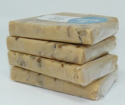 Fudge Maple Walnut - Fresh Blue Moose Gift Candy - One 4 oz Slice FS Maple Walnut Fudge